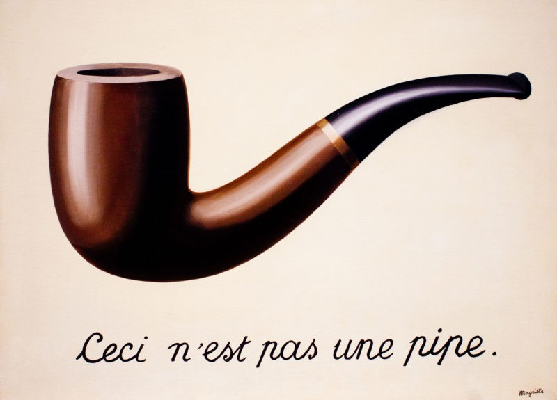 René-Magritte-–-The-Treachery-of-Images-This-is-Not-a-Pipe-1929–800×575